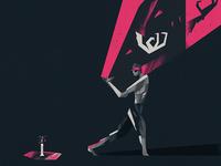 Shadow Technique: Badass Bird