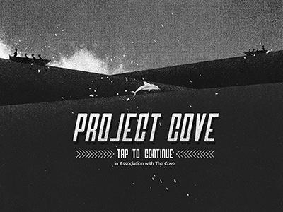 The Cove Title Screen