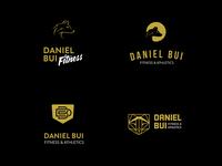 Daniel Bui logo ideas