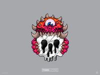 B.A™ X Pitchgrim collaboration digital illustration illustration art design graphic design artwork