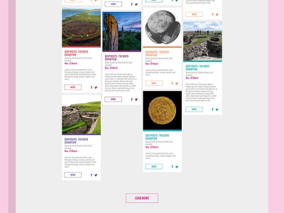 Digit 2015 v2 website design ui
