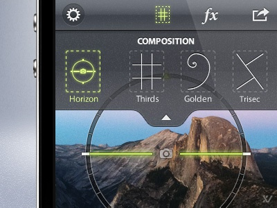 Camera Awesome - Camera Compositions iphone ios camera app awesome touch tap