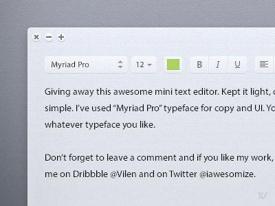 Light Text Editor text editor light mac app format navigation simple clean