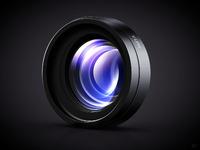 V lens lens icon by vilen %28full size%29