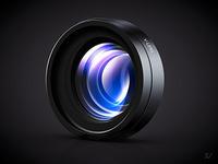 V-Lens Lens Icon