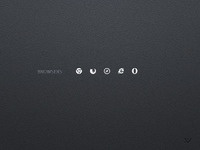Browser icons by vilen 2x