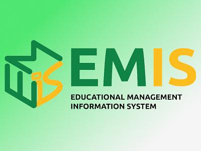 Logo EMIS simple logo icon typography logo designer logotype branding design logo