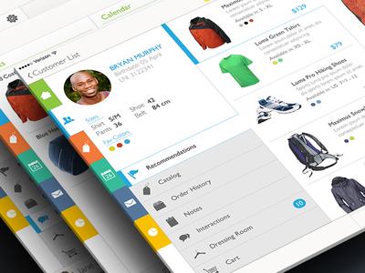 Luma App ipad ios app application retail association ebay associate platform support brand