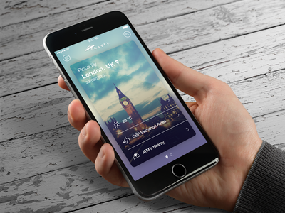 Traveling App smooth photo companion uk london soft iphone iphone6 app travel