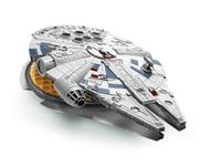 Millenium Falcon Wafel Iron concept