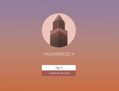 HackMerced V Login