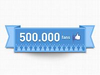 500k Fans