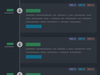 Timeline UI