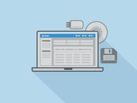 UI & Storage Devices