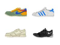 Shoe collection - Part 1