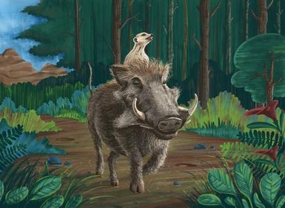 Timon & Pumbaa ❤️
