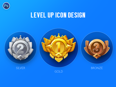Game level icon levels game level game asset photoshop 2020 trend trendy design progress bar level design level up game icons game item game art game icon game design icon design