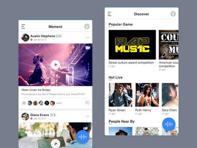 Music App 02 app player music