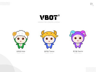 VBOT constellation illustration