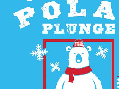 Polar Plunge Illustration