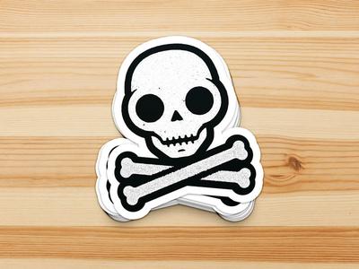 Skullie Stickers