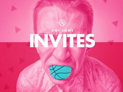 Grab an Invite