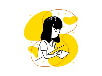 Learning Illustration colombia website design web illustration illustration design webdesign website ui illustration illustrator