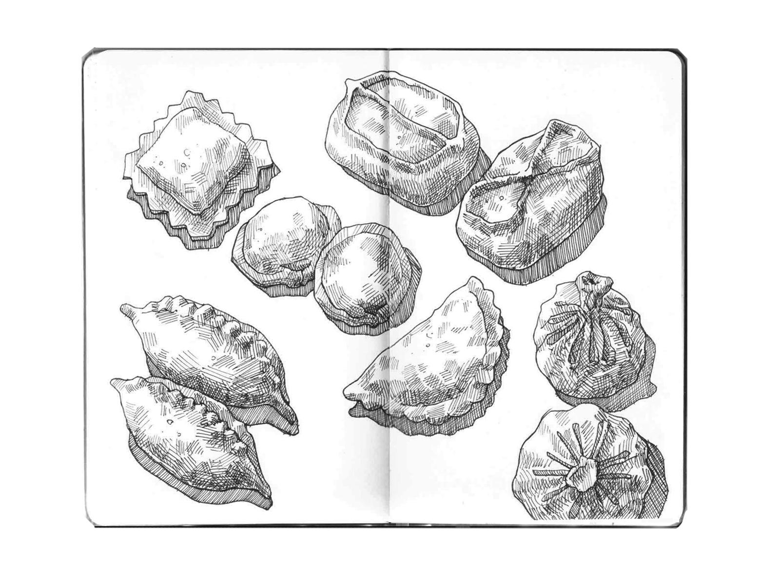 Sketchbook_07 by Vladimir Ionov