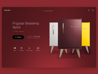 Brastemp ecommerce - product page