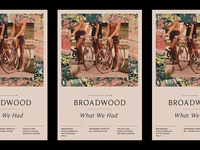 """""""What We Had"""" Release Show Poster"""