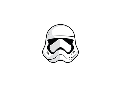 First Order Storm Trooper - Star Wars