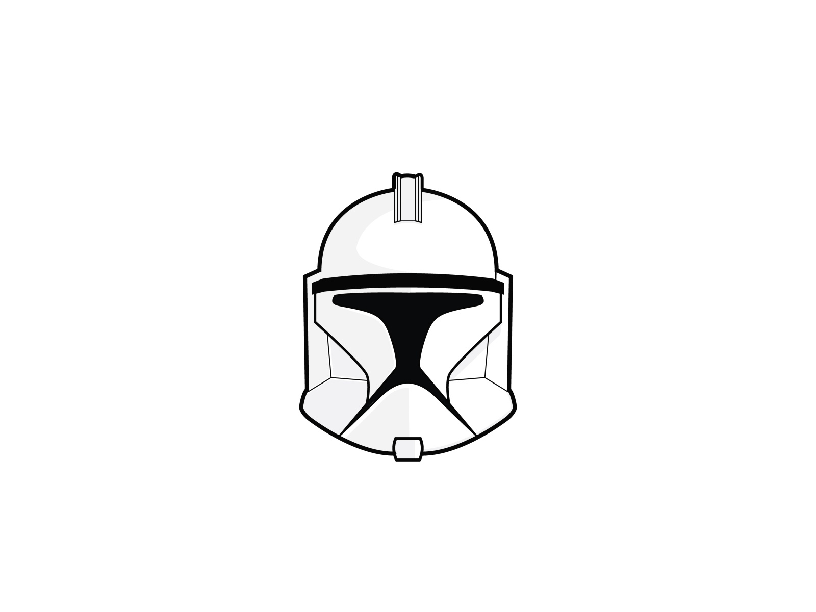 Clone Trooper Star Wars Revenge Of The Sith By Wirral Graphic Designer On Dribbble