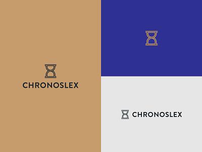 Chronoslex classic scale law minimal logotype graphicdesign branding design