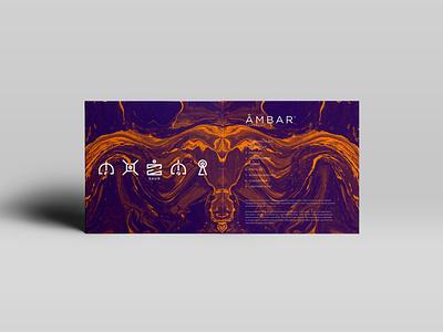 SAUR design abstract texture symbols typography album artwork vinyl sleeve music