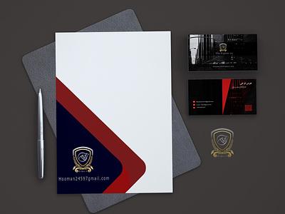 Hooman Farrokhi business card branding logodesign logo mokeup photoshop business card design business cards business card card business