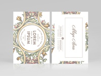 Wedding Invitation Template for sale!!