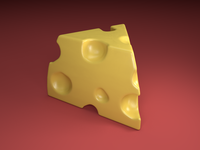 Toy cheese