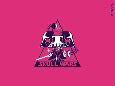 Skull War / Vader