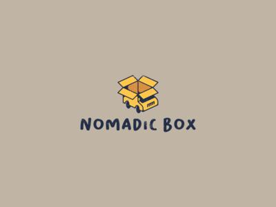 Nomadic Box Logo