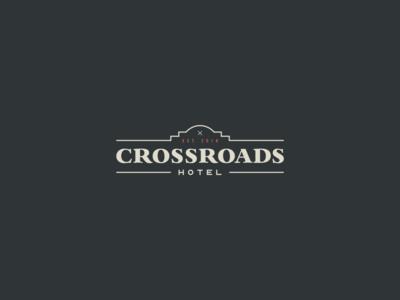 Crossroads Hotel Branding