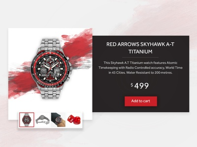 Product Quick View card concept design ui commerce ecommerce product