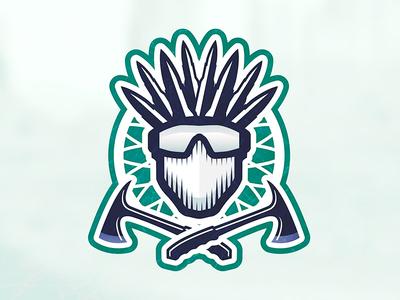 Another airsoft logo airsoft logo badge tomahawk bullet dreamcatcher green