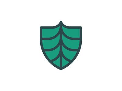 Bestrijdingsmiddelen pesticide leaf green shield logo