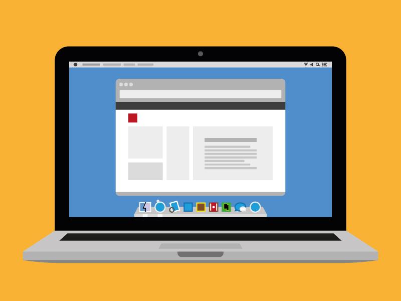 Simple MBP browser macbook simple
