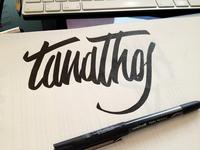 Tanathos - Pratice