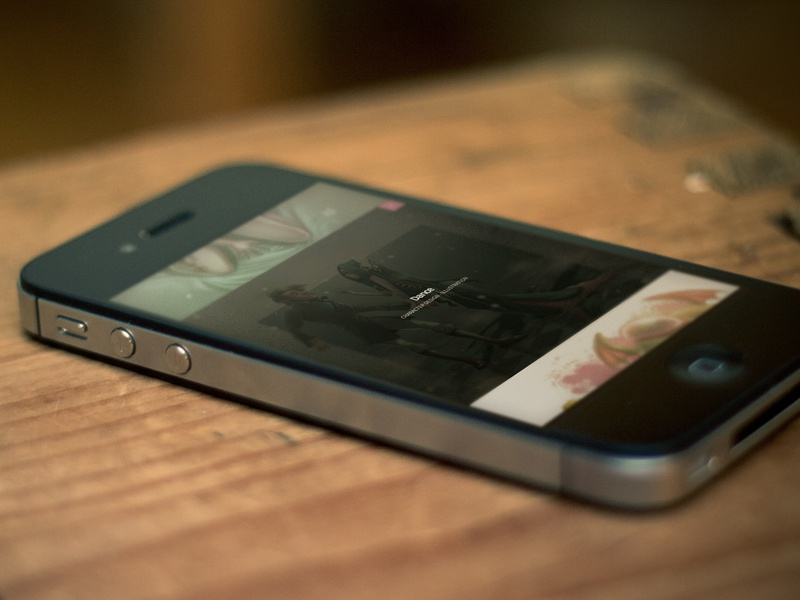 Iphone klaus