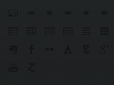 Starsthemes Icons & Font-face Preview