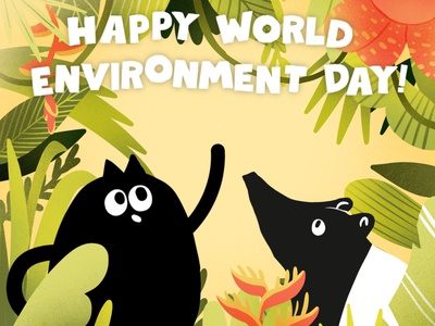 World Environment Day tropical malaysia environment bobo tapir