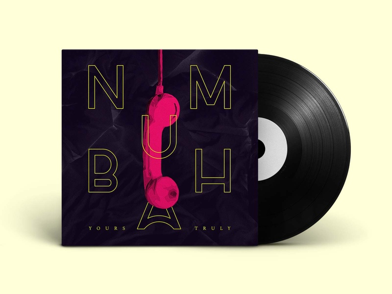 Numbah Cover Art