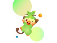 Grookey | Pokemon